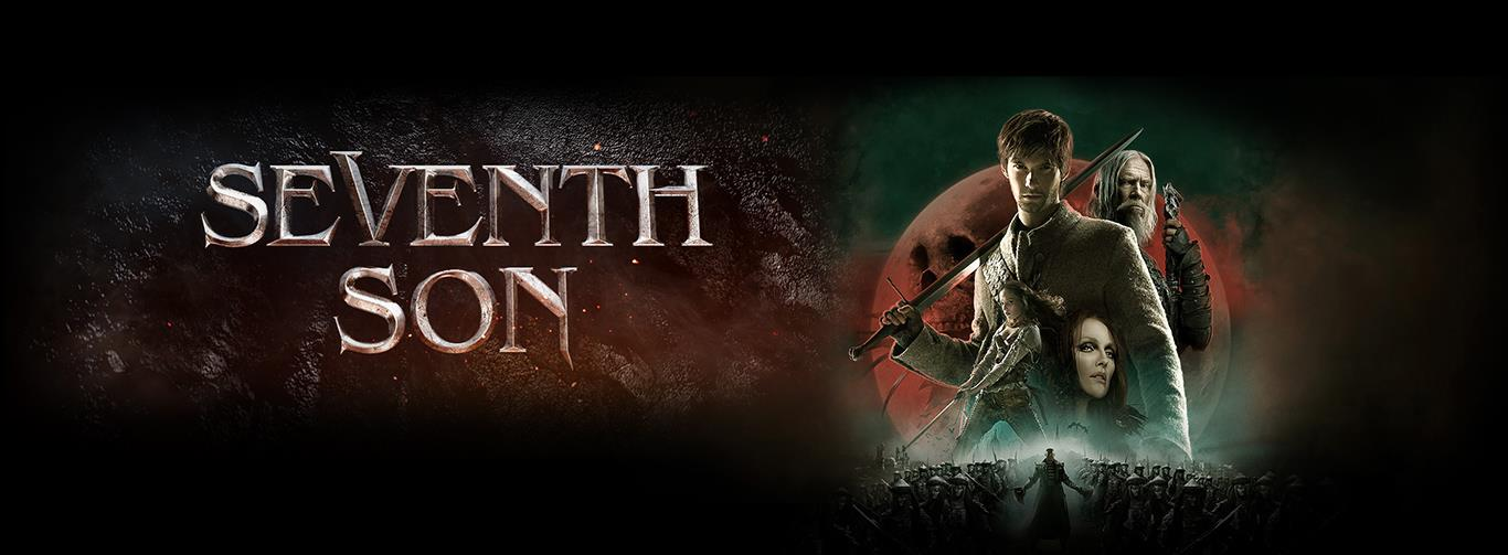 Seventh Son (3D English) (U/A)