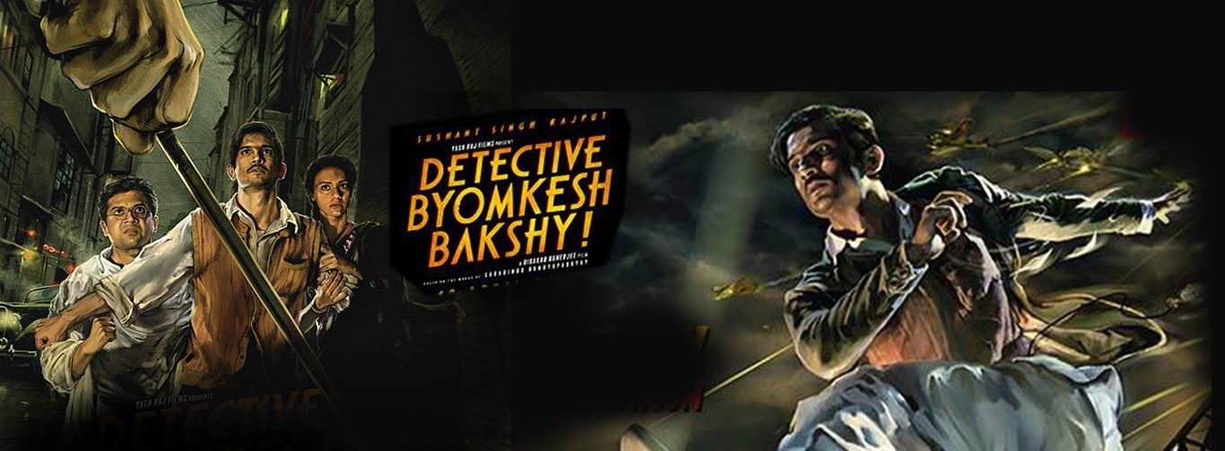 Detective Byomkesh Bakshy! (Hindi) (U/A)