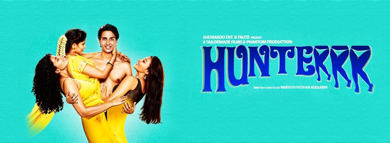 Hunterrr (Hindi) (A)