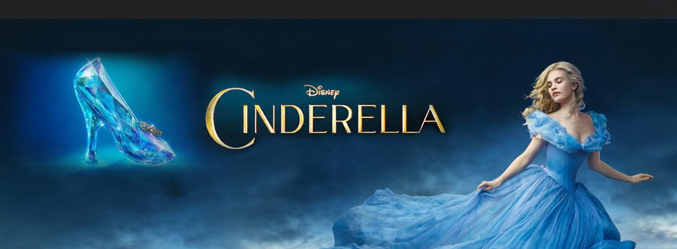 Cinderella (English) (U)