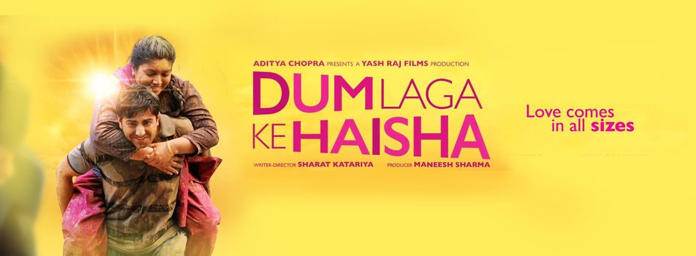 Dum Laga Ke Haisha (Hindi) (U/A)