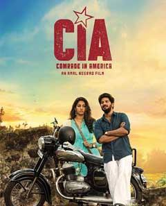 C.I.A - Comrade in America (Malayalam)